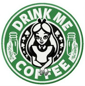Drink me coffee