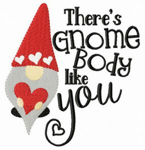Gnome body like you