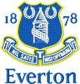 Everton Football Club embroidery design