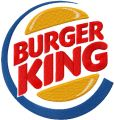 Burger King logo embroidery design