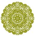 Lace doily 11 embroidery design