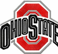 Ohio State Buckeyes Alternate Logo