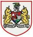 Bristol City F.C. logo embroidery design