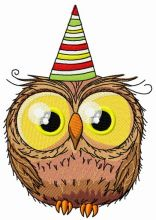 Owl's first birthday 3