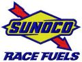 Sunoco logo embroidery design