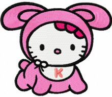 Hello Kitty Baby 2