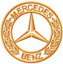 Mercedes-Benz logo 2