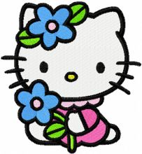 Hello Kitty Summer Day