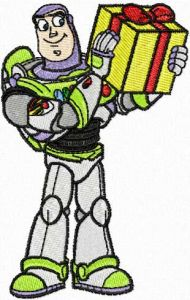 Buzz Gives Gifts