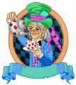 Mad Hatter 2 embroidery design