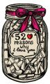 52 reasons why I love you 2 embroidery design