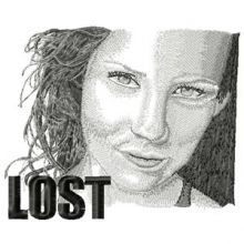 Kate from Lost serial