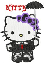 Hello Kitty Gothic