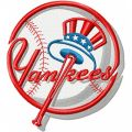 New York Yankees logo 2 embroidery design