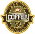 Coffee premium quality embroidery design