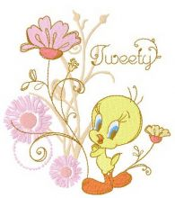 Tweety spring mood