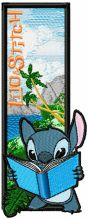 Bookmark Lilo and Stitch