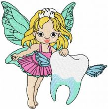 Tooth fairy 4