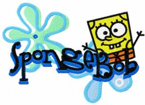 SpongeBob Child's Picture
