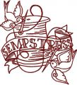 Sempstress 2 embroidery design