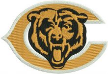 Chicago Bears logo 2