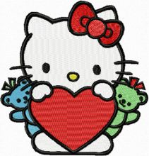 Hello Kitty Great Holiday