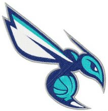 Charlotte Hornets alternative logo