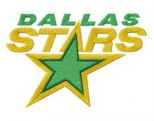 Dallas Stars alternative logo