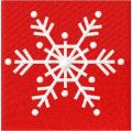Snowflake free embroidery design 15