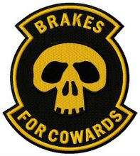 Brakes for cowards