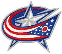 Columbus Blue Jackets primary logo