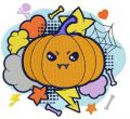 Halloween mix 2 embroidery design