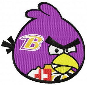 Angry Birds Baltimore Ravens