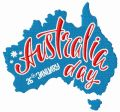 Australian Day 4 embroidery design