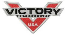 Victory motocycles USA logo 2