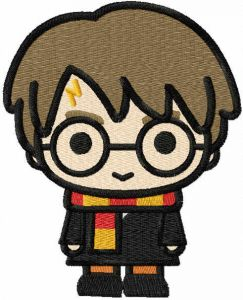 Chibi Harry Potter