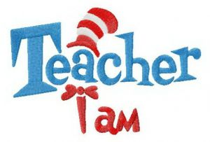 Teacher I am