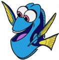 Dory 2 embroidery design