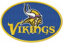 Minnesota Vikings logo 2
