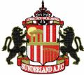 Sunderland AFC Football Club embroidery design