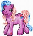 My Little Pony Funny embroidery design