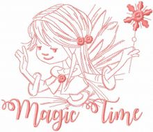 Fairy magic time