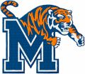 Memphis Tigers Alternate Logo embroidery design