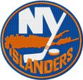 New York Islanders Logo embroidery design