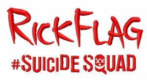 Suicide Squad RickFlag 3