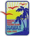 Hawaii badge 2