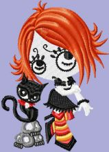 Ruby Gloom Halloween