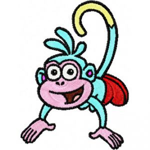 Monkey - Dora's Friend