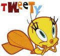 Tweety dreaming