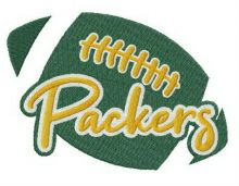 Packers fan logo